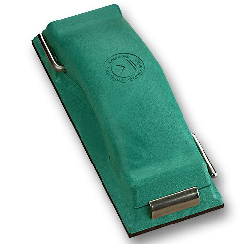 Time-Shaver Tools, Inc. Preppin' Weapon Sanding Block - Green