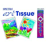 PACON CORPORATION SPECTRA TISSUE QUIRES NATIONAL RED (Set of 24)