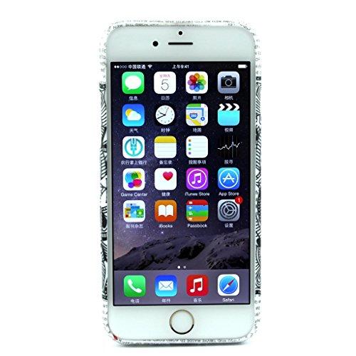 """MOONCASE iPhone 6 Case TPU Silikon Tasche Case Cover Schutzhülle Etui Hülle Schale für iPhone 6 (4.7"""")"""