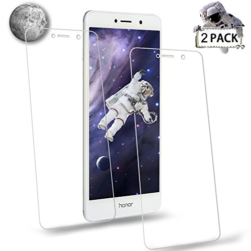 XKAUDIE cqw7 [2-Pack] Huawei Honor 6X Glass Screen Protector, Huawei Honor 6X- [9H Hardness] [Advanced Definition] [Scratch Resistance] [Bubble Free] Tempered Glass Screen - Glasses.com Coupons