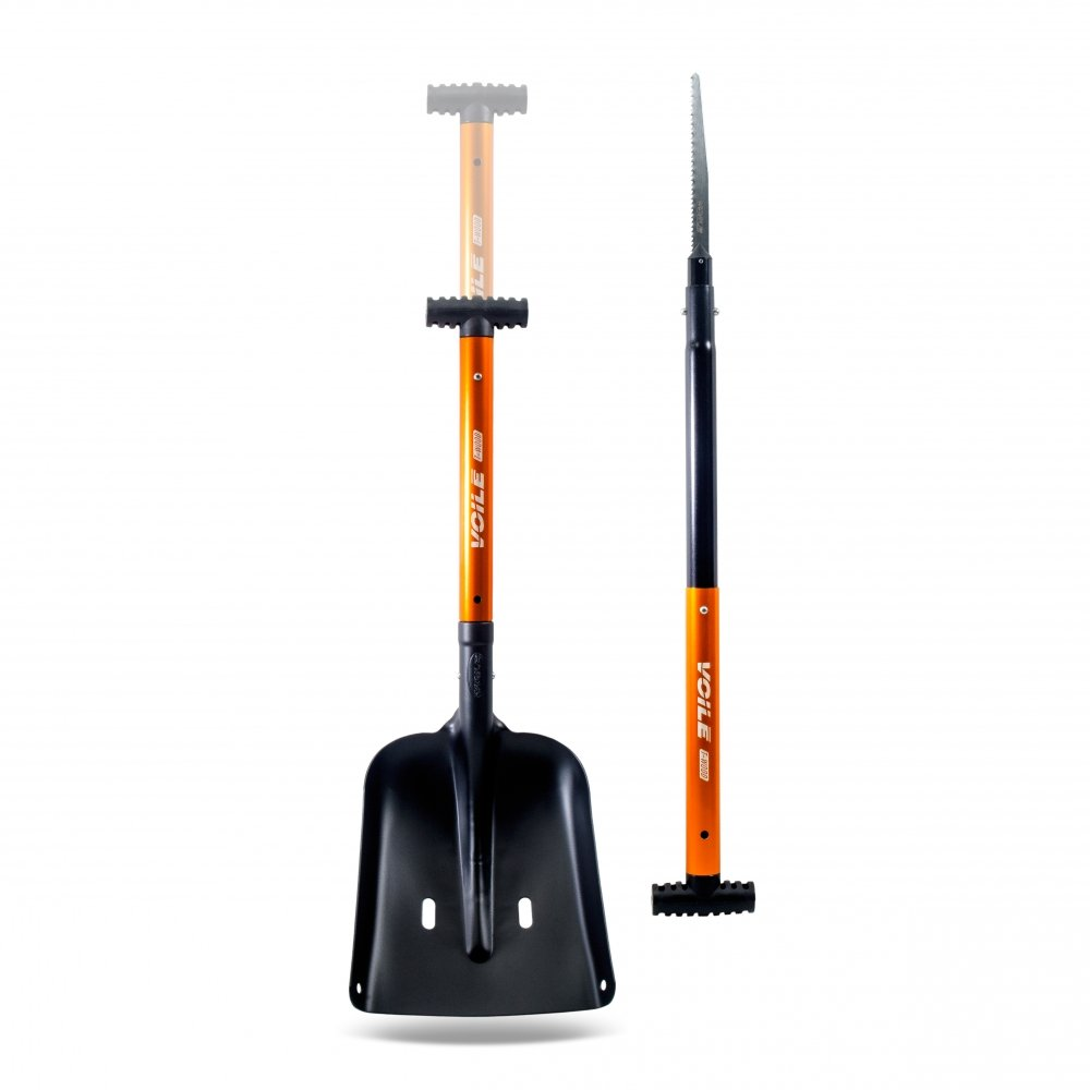 T-wood Avalance Shovel by Voile