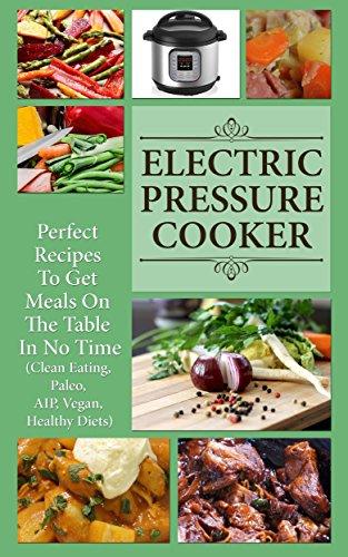 Electric Pressure Cooker Nourishing Cookbook ebook product image
