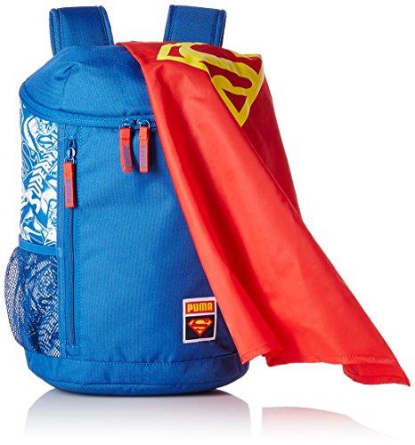 5b84ffefedbb9 Puma Blue Superman Backpack - Import It All
