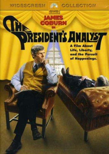 The President's Analyst - Usa Flowers Heys