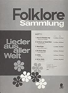Folklore Sammlung Heft 1 - Libro electrónico: Amazon.es