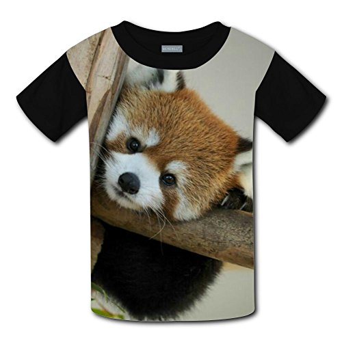 Yangjio T-Shirt Cute Raccoon Costume M Short Sleeve For -