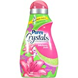 Purex Crystals In-Wash Fragrance Booster, Fabulously Fresh, 48 Ounce