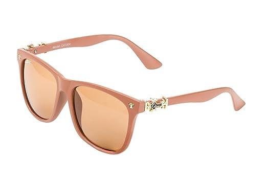 Catania Occhiali ® Gafas de Sol de Mujer - Modelo: Catania Firenze - Cristales UV400, UVA UVB
