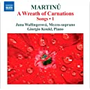A Wreath of Carnations: Songs Vol. 1