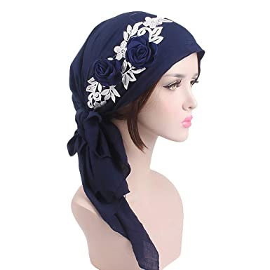 Elodiey Señoras Musulmanas Turban Hijab Retro Del Casquillo Pañuelo Algodón Islámico Abaya Dubai Años 20 Mujeres