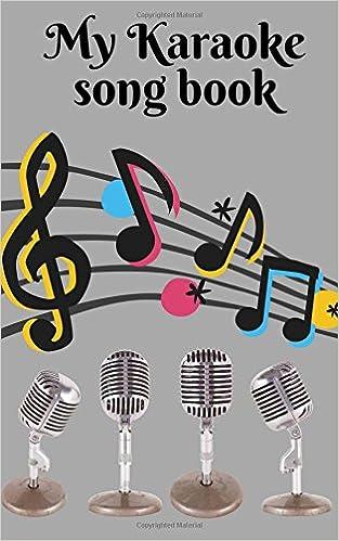 Karaoke Song Book