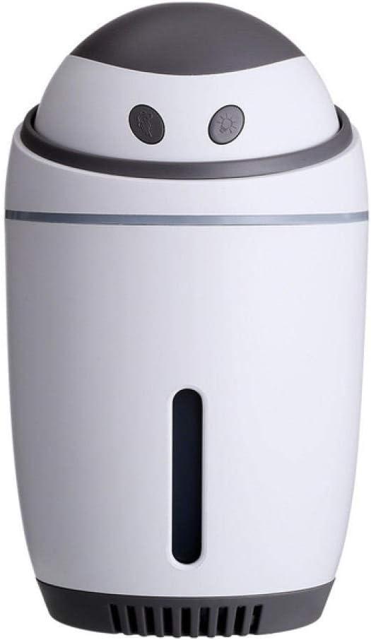 Haodong350ML USB Mini Robot humidificador de aire difusor de ...