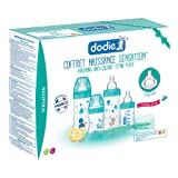 Dodie Sensation Newborn Package + 4A Bottles (2X150Ml 2X270Ml) + Brush + 1A Physiological Dummy 0 2A Months