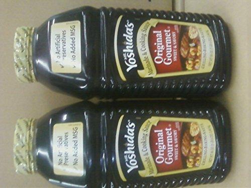 (Yoshida's Marinade & Cooking Sauce 86 Oz. 2 Pack)