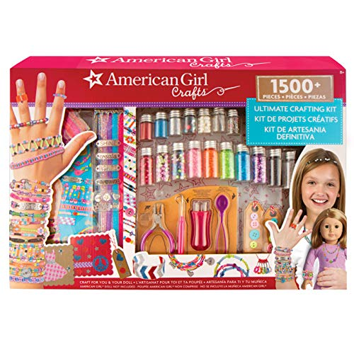 American Girl 24118 Ultimate Crafting Super Set, 1500+ Pieces