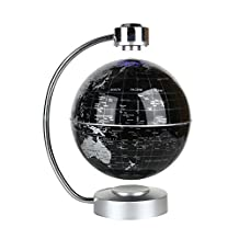 Innovative Magnetic Rotating Globe Anti-gravity Floating Levitating Earth Levitation Globe Suspended in Air World Stage