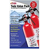Kidde Multi-Purpose Fire Extinguisher, 2 pk.