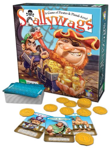 Scallywags (Scallywag Pirate)