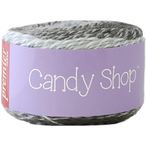 (Premier Yarns 1057-12 Candy Shop Yarn-Licorice)