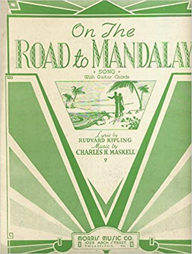 on the road to mandalay song with guitar chords