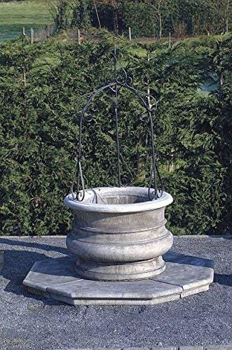 pompidu-living Fuente, Steinbrunnen, Fuente Ornamental, Fountain - Piedra Arenisca: Amazon.es: Jardín