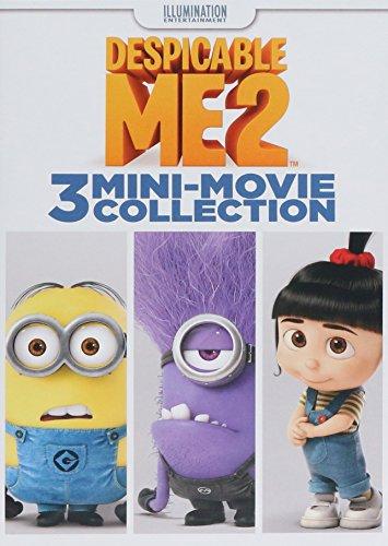 Despicable Me 2: 3 Mini-Movie Collection (The Secret Life of Pets Fandango Cash Version) (Despicable Movie)