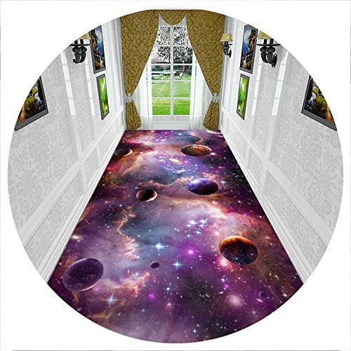world-palm 100x200cm 3D Printing Area Rug Carpet Hallway Floor Mat Anti-Slip Doormat Bedroom Living Room Balcony Tea Table Rugs,05,80x200cm