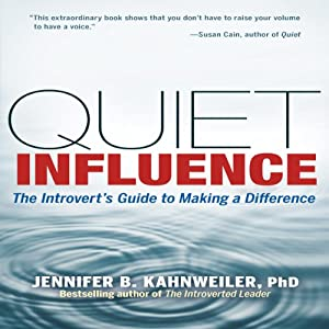 Quiet Influence Audiobook