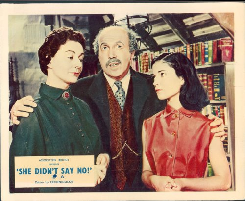 she-didnt-say-no-eileen-herlie-perlita-neilson-original-lobby-card