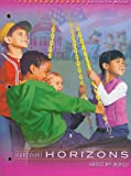 Horizons, Harcourt School Publishers Staff, 0153225947