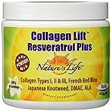 Nature's Life Collagen Lift Resveratrol Plus Easy Powder Mix, 260 Gram Review