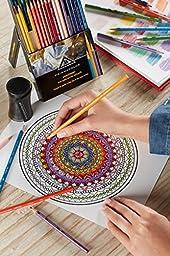 Prismacolor Premier Verithin Colored Pencils, 36 Piece