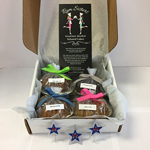 Rum Sisters Gourmet Alcohol Infused Cakes