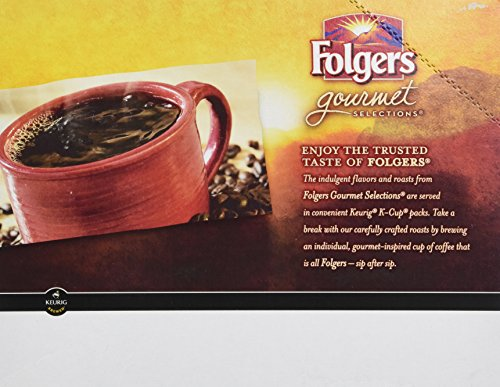 Folgers One Cup Coffee Maker : FOLGERS CARAMEL DRIZZLE K CUP COFFEE 48 COUNT by Folgers - Gourmet Coffee & Equipment