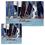 2Bhip Footloose 80s Musical Drama Dance Movie Loose Feet Face & Hand Towel