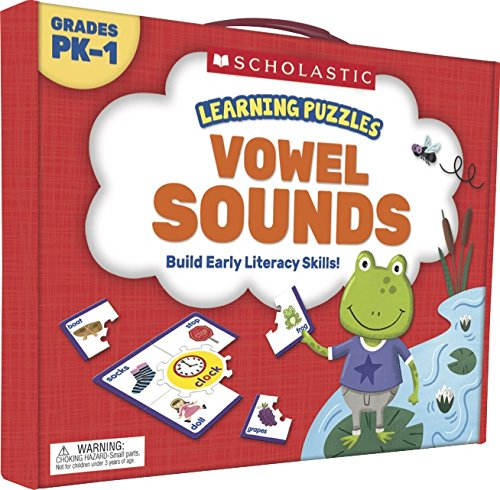 (Learning Puzzles: Vowel Sounds)