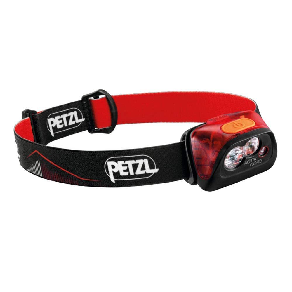 Petzl Actik Core Multi-Beam Headlamp Orange One Size