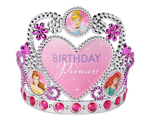 American Greetings Disney Princess Birthday Tiara (Princess Ariel Tiara)