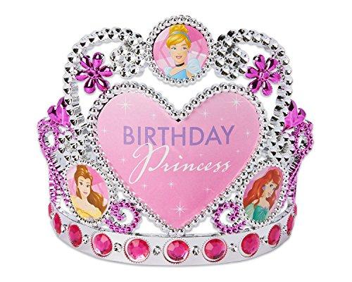 Disney Cinderella Deluxe Headband (American Greetings Disney Princess Birthday Tiara)