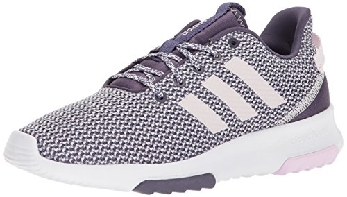 Ladies Trace - Adidas Neo Women's CF Racer TR W Running Shoe, Trace Purple/Orchid Tint/aero Pink, 6.5 M US