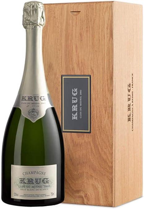 Champagne clos du mesnil - 2004 - krug