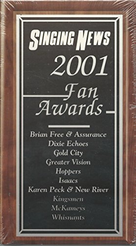 Award Fan (Singing News Fan Awards 2001)