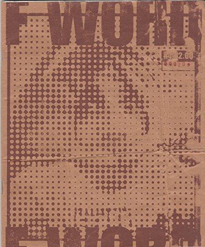 Books : F WORD ZINE Issue 4