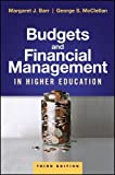 This book will help new administrators (department chairs, directors, deans) understand and become more proficient in their financial managementrole within the institution.Highly accessible,practitioners will be able toput the book's guidance to ...