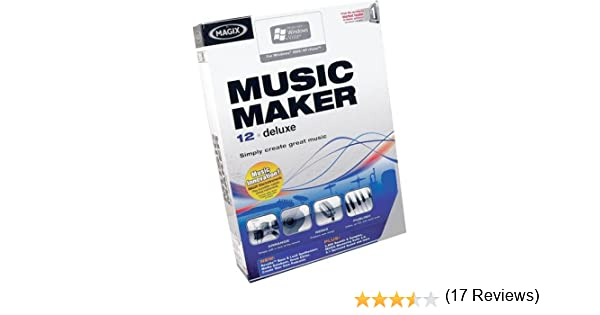 Magix music maker 2007 deluxe 12 version tutorial youtube.