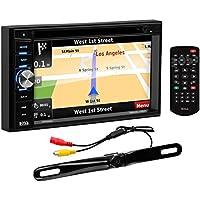 Boss Audio BN965BLC GPS, 2-Din, 6.5 Touchscreen, Bluetooth, DVD/MP3/CD USB