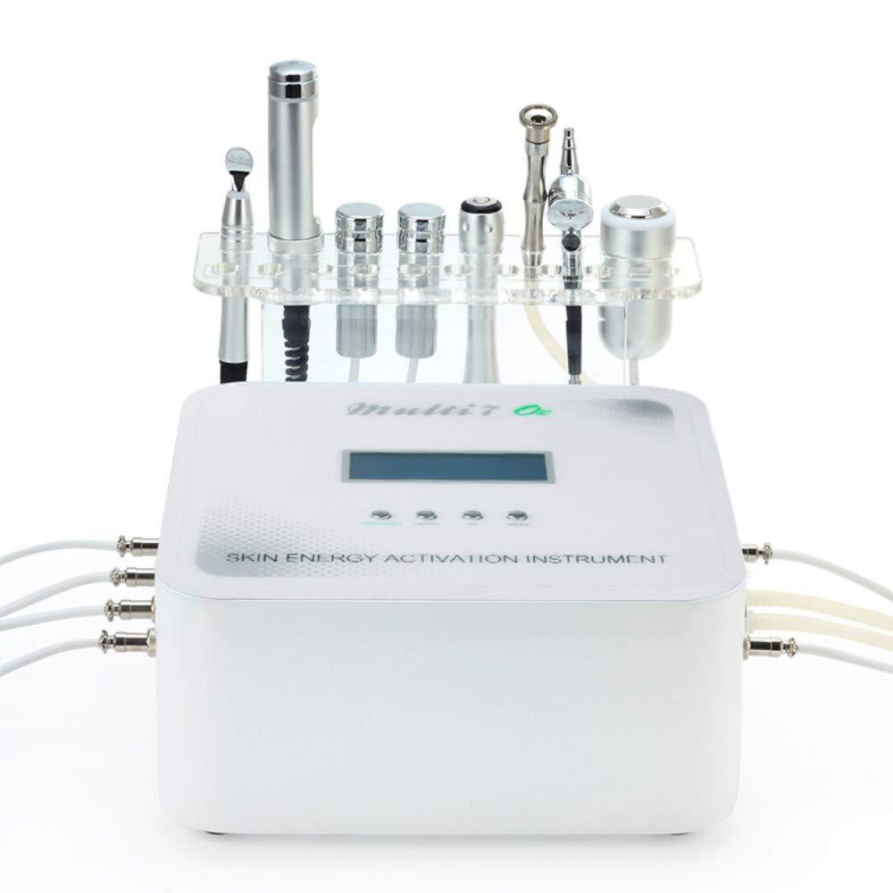 Facial Beauty Skin Care 6 In 1 RF Micro Current Diamond Microdermabrasion Beauty Machine Elitzia ETLB168 by Elitzia