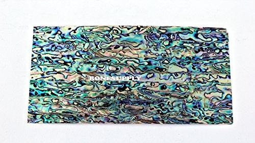 Paua abalone Shell Veneer Sheet (.006