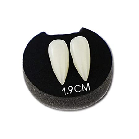 Dentadura de Vampiro de Halloween 3 pares, Dentaduras ...