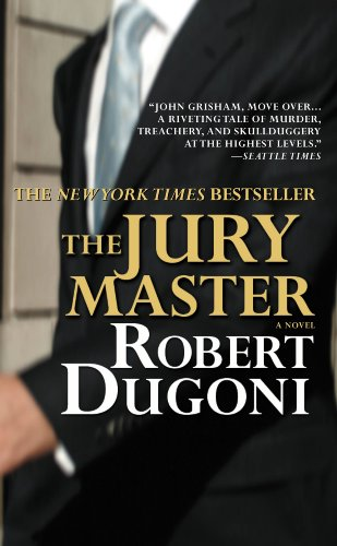 The Jury Master (David Sloane Book 1) cover